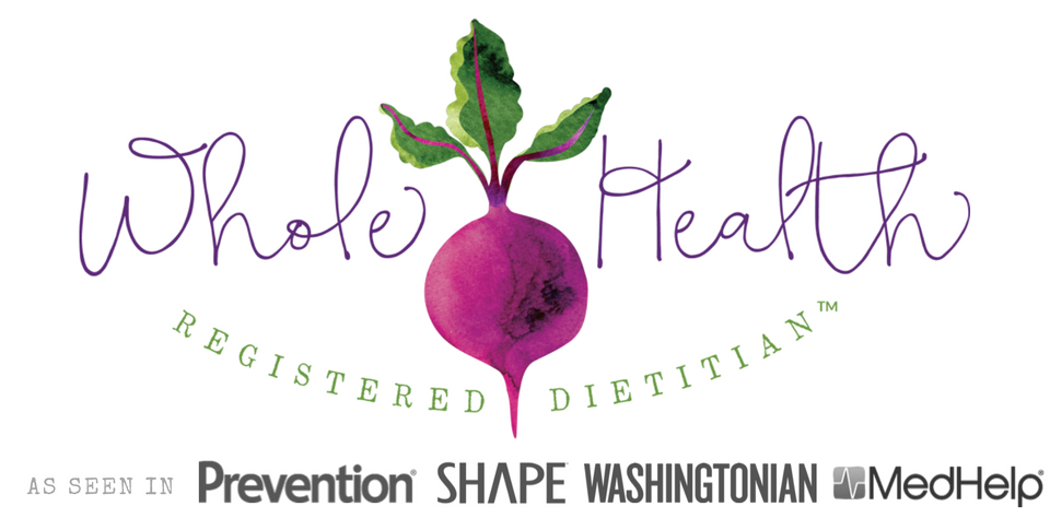 Nicole Holovach | Dietitian Nutritionist | Frederick, Md
